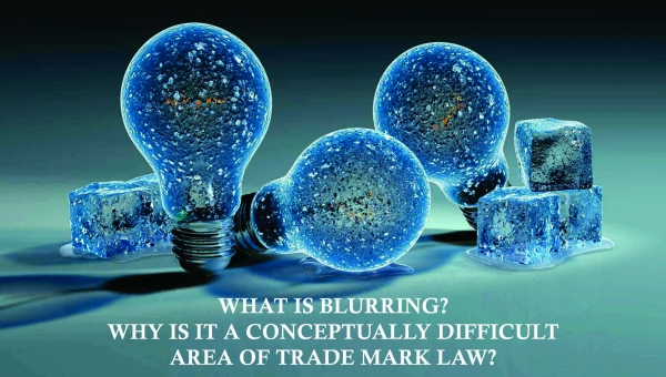 What Is Blurring? Why Is It A Conceptually Difficult Area Of Trade Mark Law?